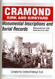 Cramond Kirk and Kirkyard – Monumental Inscriptions and burial records