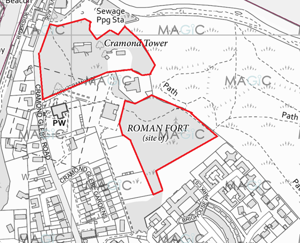 Woodlands Group Map